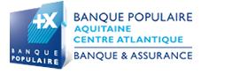 Banque Populaire AQUITAINE CENTRE ATLANTIQUE 10, avenue Bujault 79000 NIORT